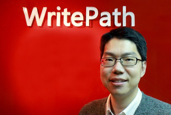 Charles Chin, founder and CEO of WritePath