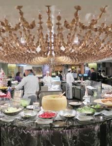 Taipei Sherwood seafood buffet b-one