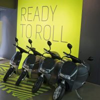 Gogoro is aiming to change the way Taiwanese firms do branding. (Photo: Matthew Fulco)