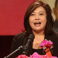 NCC Chairwoman Nicole Chan. Photo: CNA
