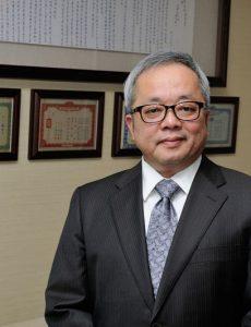 Chairman Shih Jun-ji, Taiwan Stock Exchange Corporation